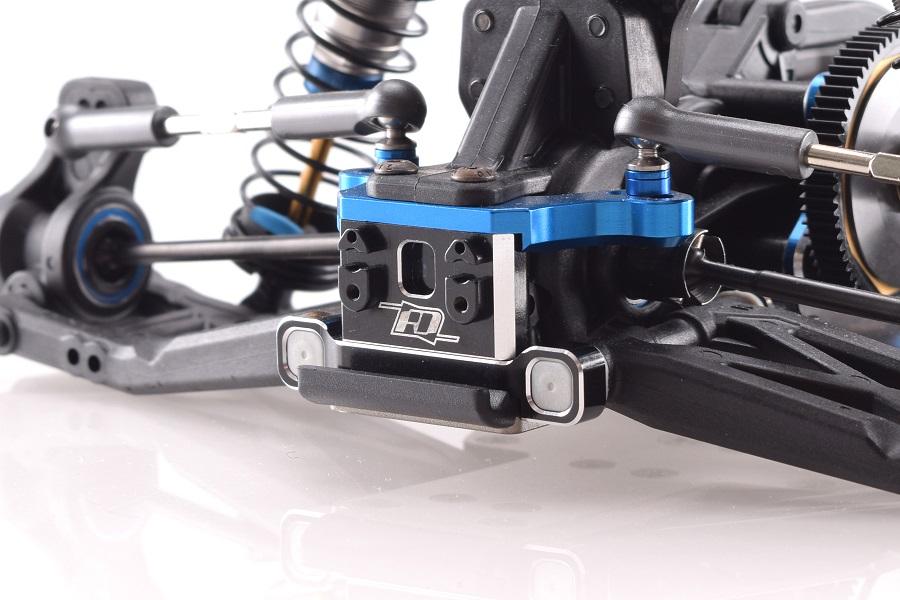 RDRP B6 Aluminium Rear Gearbox Brace (3)