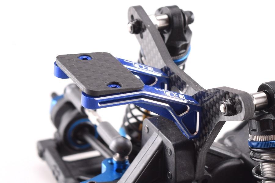 RDRP B6 Aluminium Wing Mount Set (2)