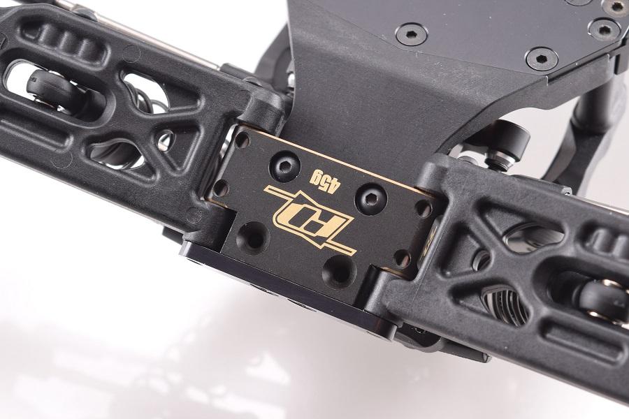 RDRP XB2 26° Brass Front Bulkhead (6)