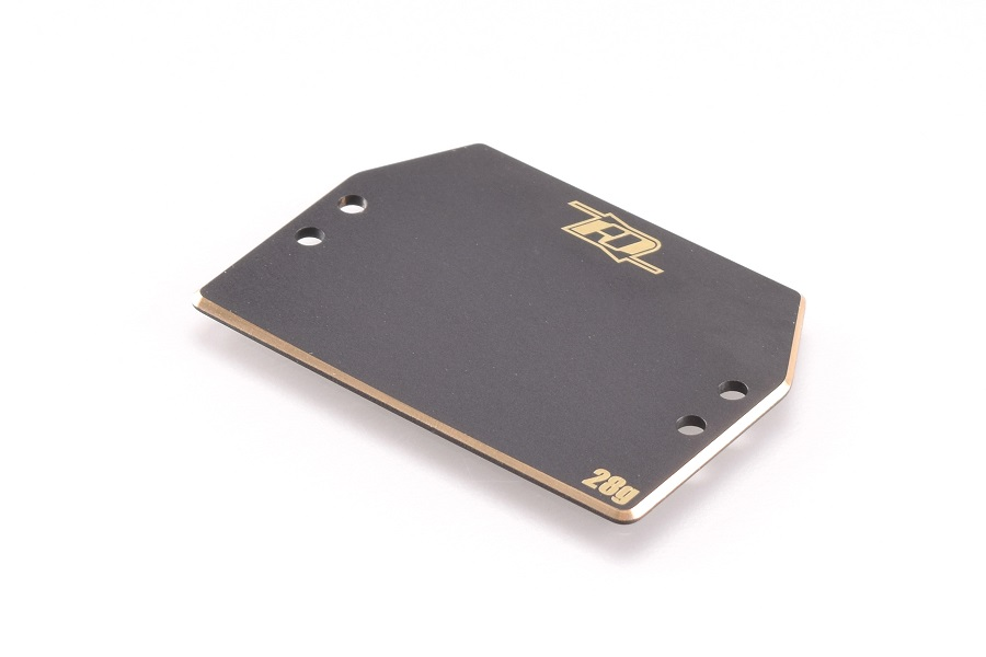 RDRP XB2 Brass Chassis Weight (3)