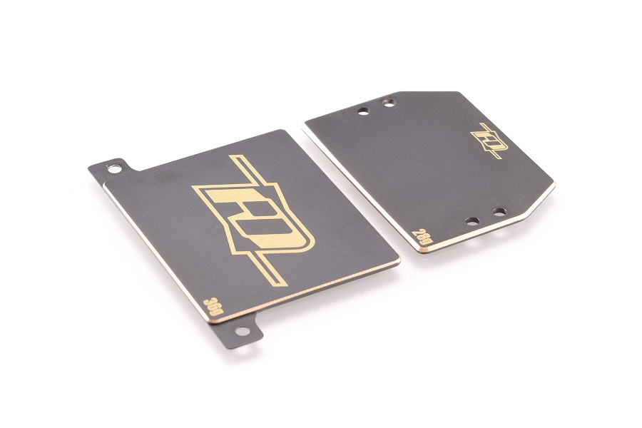 RDRP XB2 Brass Chassis Weight (4)