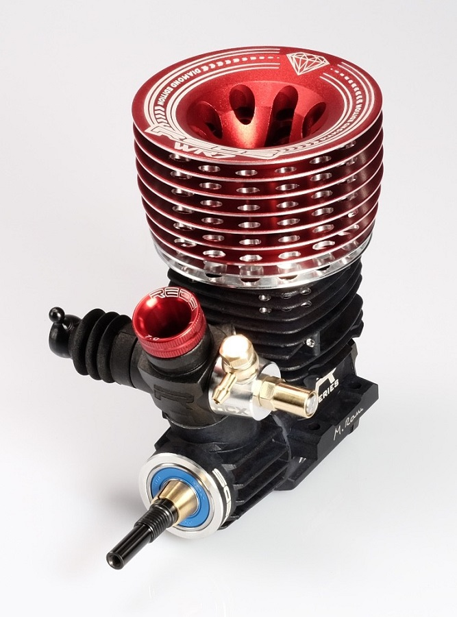 REDS WR7 Diamond Edition Nitro Engine (1)