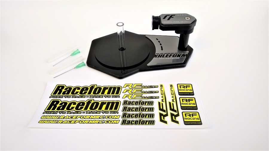 Raceform Lazer Jig For 18 Buggy Tires (2)