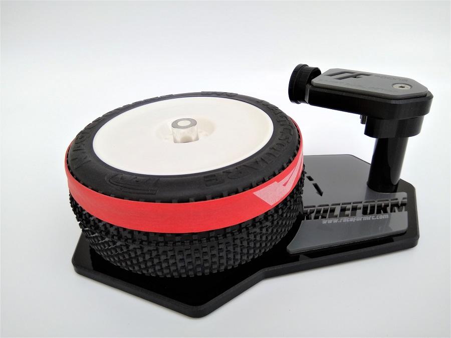Raceform Lazer Jig For 18 Buggy Tires (4)