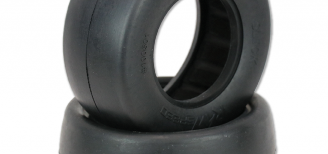 Raw Speed Slick Tires For Short Course Trucks
