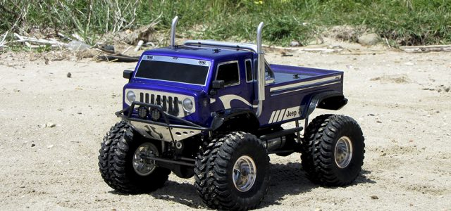 Jeep FC Monster Truck [READER'S RIDE]