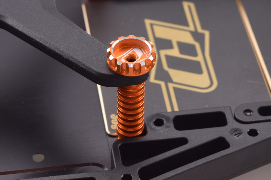 Revolution Design Racing Products XB2 Battery Thumb Nut (3)