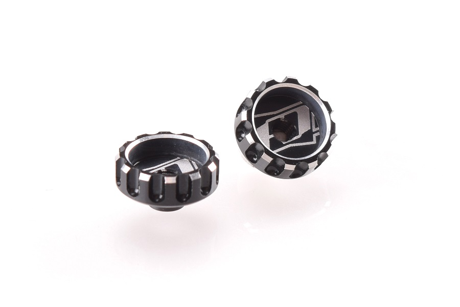 Revolution Design Racing Products XB2 Battery Thumb Nut (4)