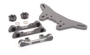Schumacher Wide Rear Pivot Conversion For The CAT K2