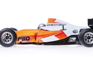 Serpent F110 SF3 Formula 1 Car
