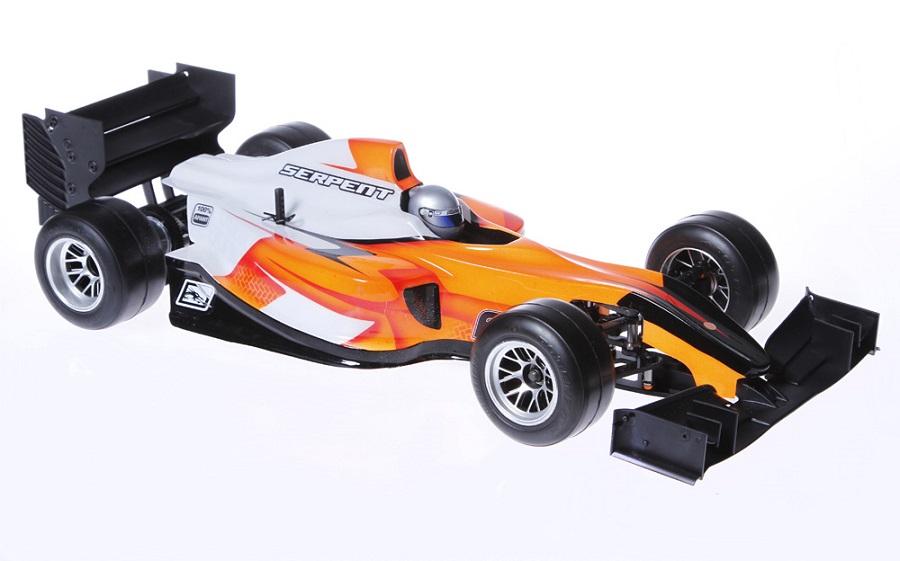 Serpent F110 SF3 Formula 1 Car (2)
