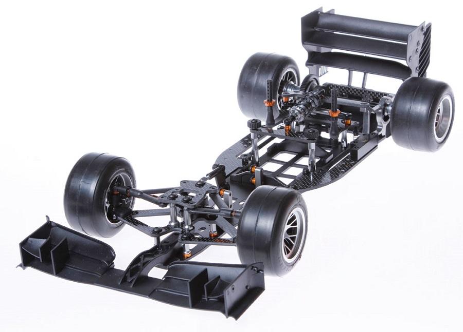 Serpent F110 SF3 Formula 1 Car (7)