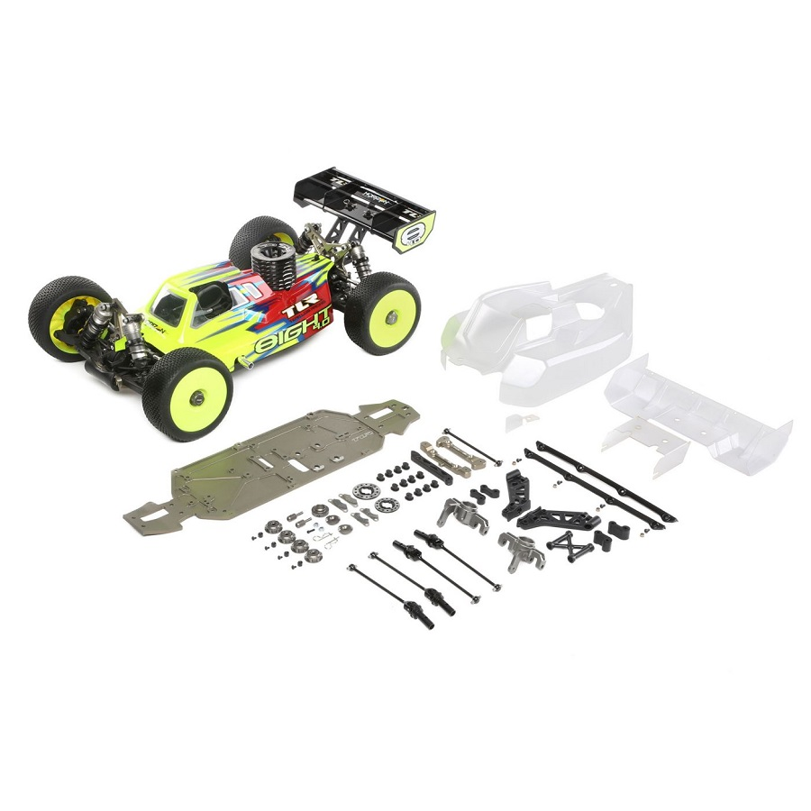 TLR 8IGHT 4.0 Tuning Kit (2)