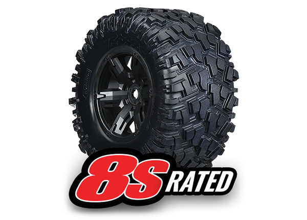 Traxxas 8s-Rated X-Maxx Tires
