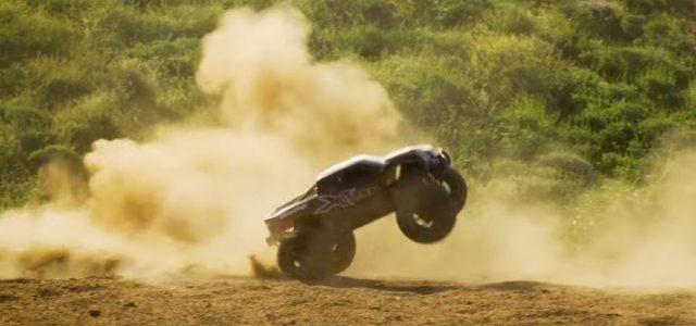 Traxxas 8s X-Maxx Hills Getaway [VIDEO]