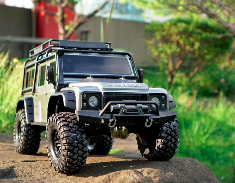 Traxxas TRX-4 trail truck 3
