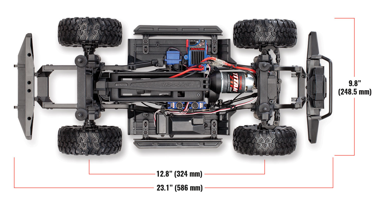 10 Rc Car Wiring Data Diagrams Schematic Traxxas Trx 4 Behold Every Photo So Far Action Power Wheels