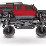 Traxxas TRX4 trail truck 55