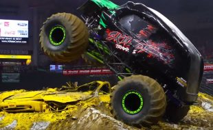 Traxxas X-Maxx, Skully, And Craniac On Tour [VIDEO]