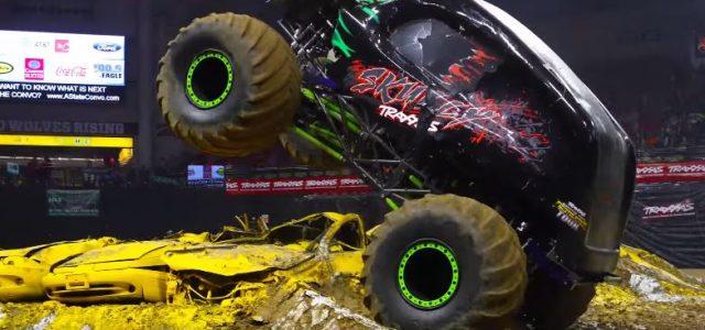 Traxxas X-Maxx, Skully, And Craniac On Tour [VIDEO]