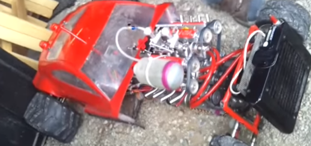 Dang, This V8 Sounds GOOD [VIDEO]
