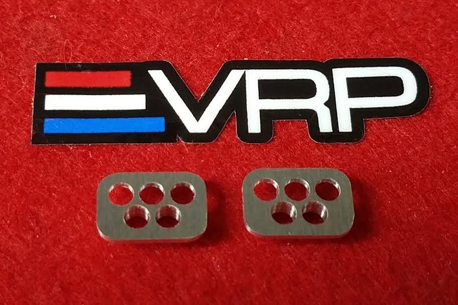 VRP B6 & B64 Aluminum Rear Hub Inserts 1