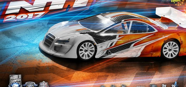 XRAY 2017 NT1 Nitro Touring Car