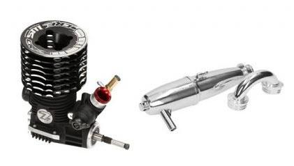 Team Orion CRF Power World Spec Engine & EFRA 2149 Pipe
