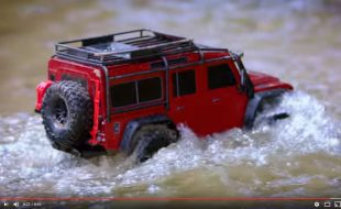 Traxxas TRX-4 – 9 Minutes of Action [VIDEO]