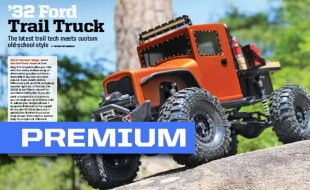 Project 32 Ford Trail Truck [PREMIUM EXCLUSIVE]