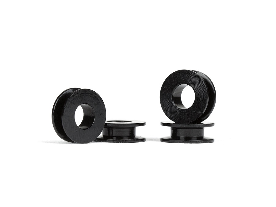 Avid Rear Hub Spacers For The Mugen MBX7R & AE RC8B3 (2)