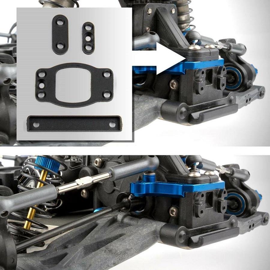 B6 Transmission & Bulkhead Shim Set (2)