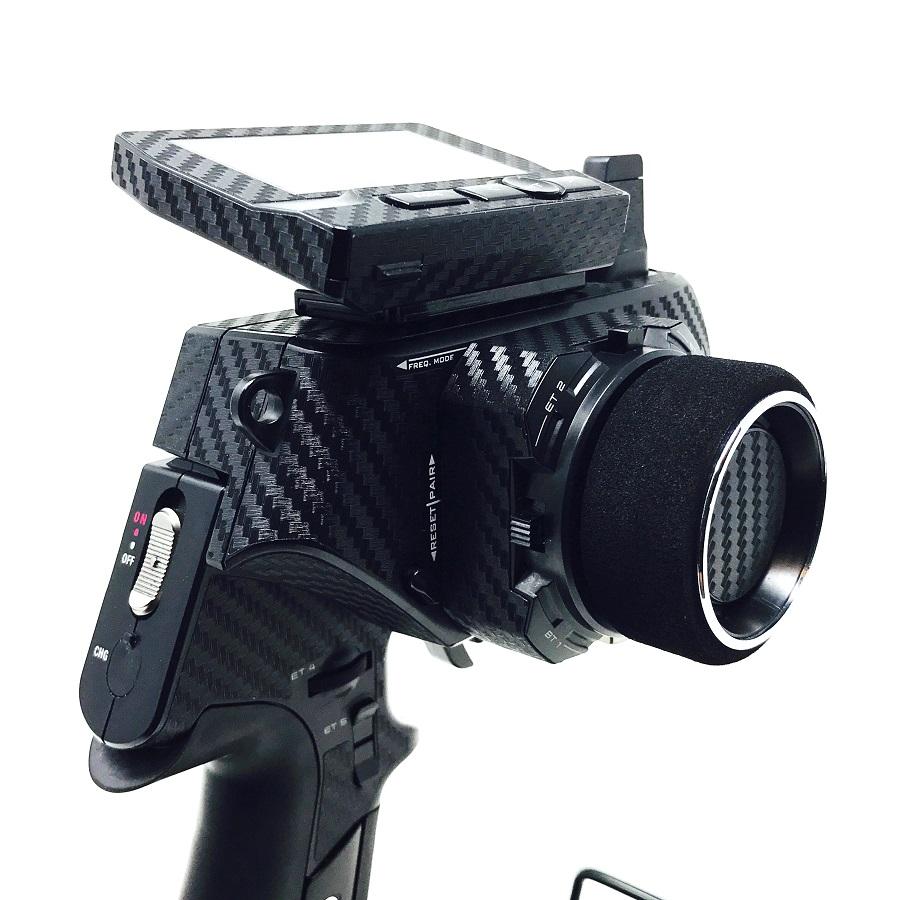 Black Fabrica KO Propo EX-11 Kyosho SYNCRO EX-6 Wrap (4)