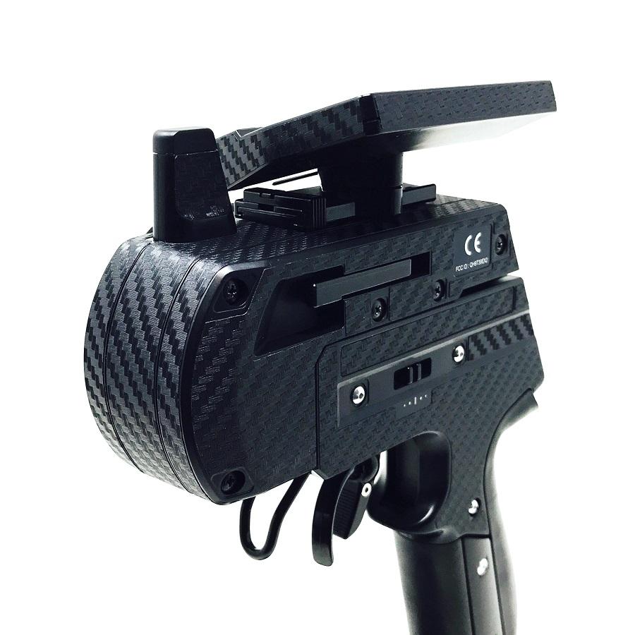 Black Fabrica KO Propo EX-11 Kyosho SYNCRO EX-6 Wrap (5)
