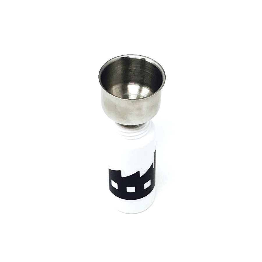 Black Fabrica Stainless Steel Funnel (4)