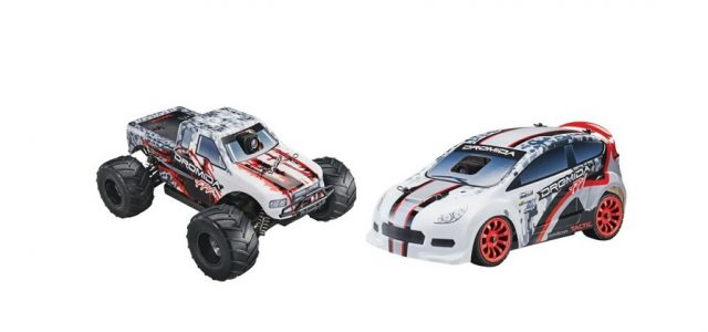 Dromida RTR 1/18 Rally Car & Monster Truck With FPV