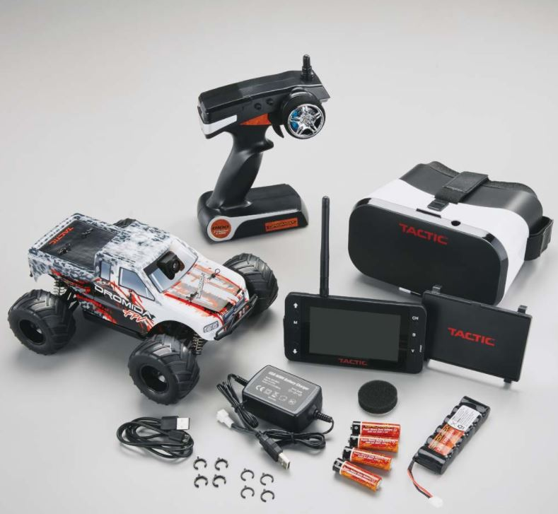 Dromida RTR 1_18 Rally Car & Monster Truck With FPV (8)