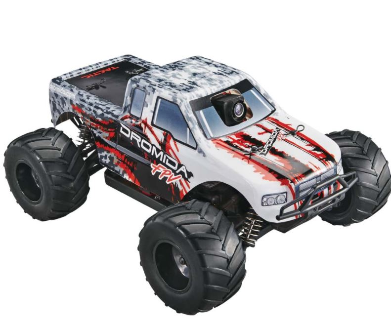 Dromida RTR 1_18 Rally Car & Monster Truck With FPV (9)