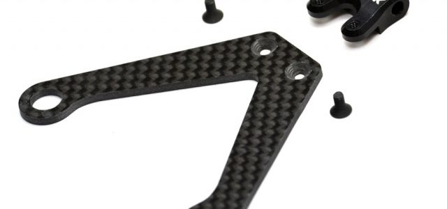 Exotek 22 4.0 Laydown Gear Box Carbon Fiber Battery Strap