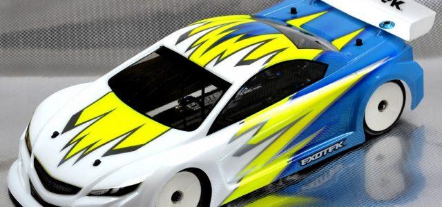 Exotek RX2 190MM LCG Touring Car Body