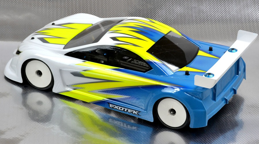 Exotek RX2 190MM LCG Touring Car Body (2)