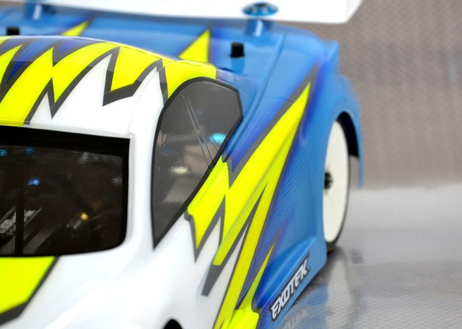 Exotek RX2 190MM LCG Touring Car Body (5)