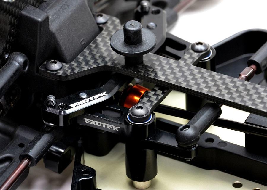Exotek Steering Crank Sets For The XB4 & D216 (2)