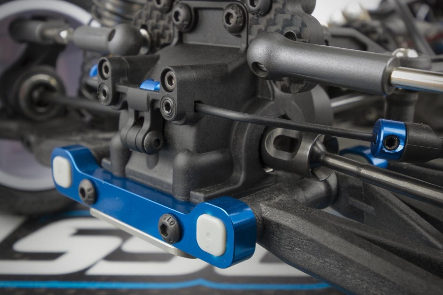 Factory Team Weights & Arm Mounts For The B64 & B64D (4)