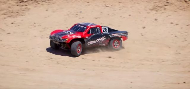 Go-Anywhere Fun With The Traxxas 1/16 Slash 4X4 [VIDEO]