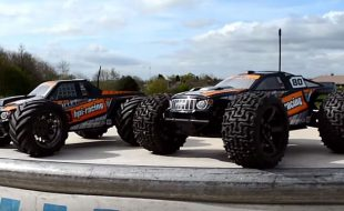 HPI Racing Bullet NITRO & FLUX Action [VIDEO]