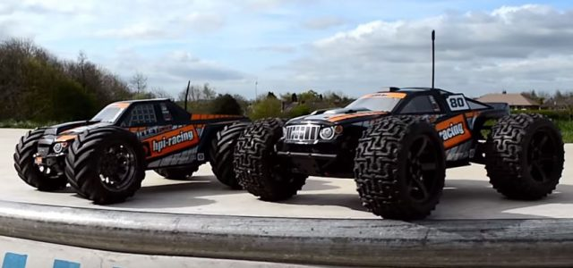 HPI Racing Bullet NITRO & FLUX Action [VIDEO]