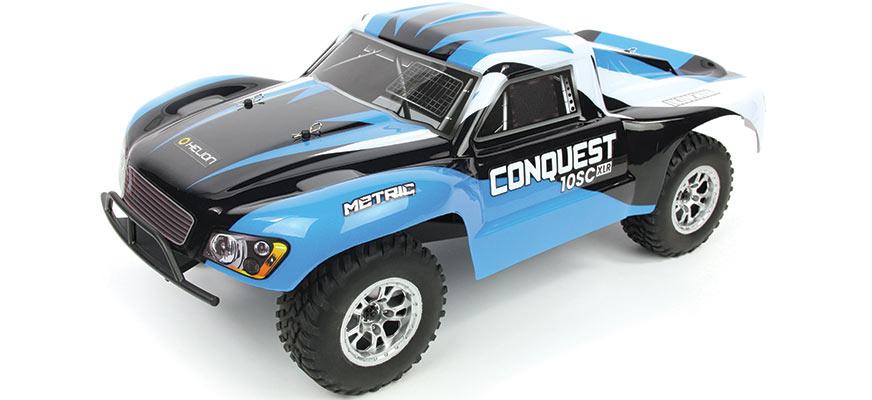 Helion RTR Conquest 10SC XLR (10)