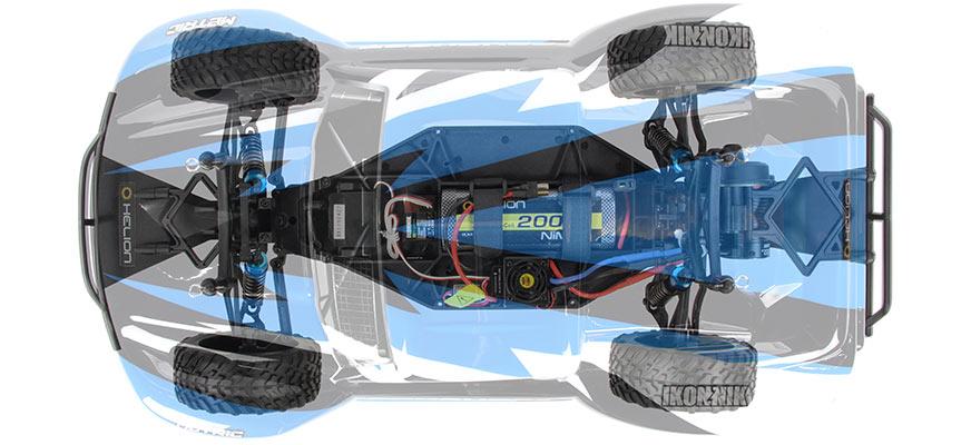 Helion RTR Conquest 10SC XLR (7)