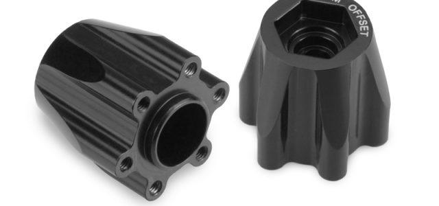 JConcepts 12mm Aluminum Hex Adaptor In 25mm Offset